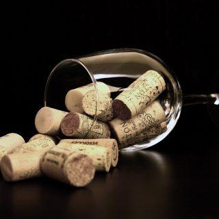 vin et abricot