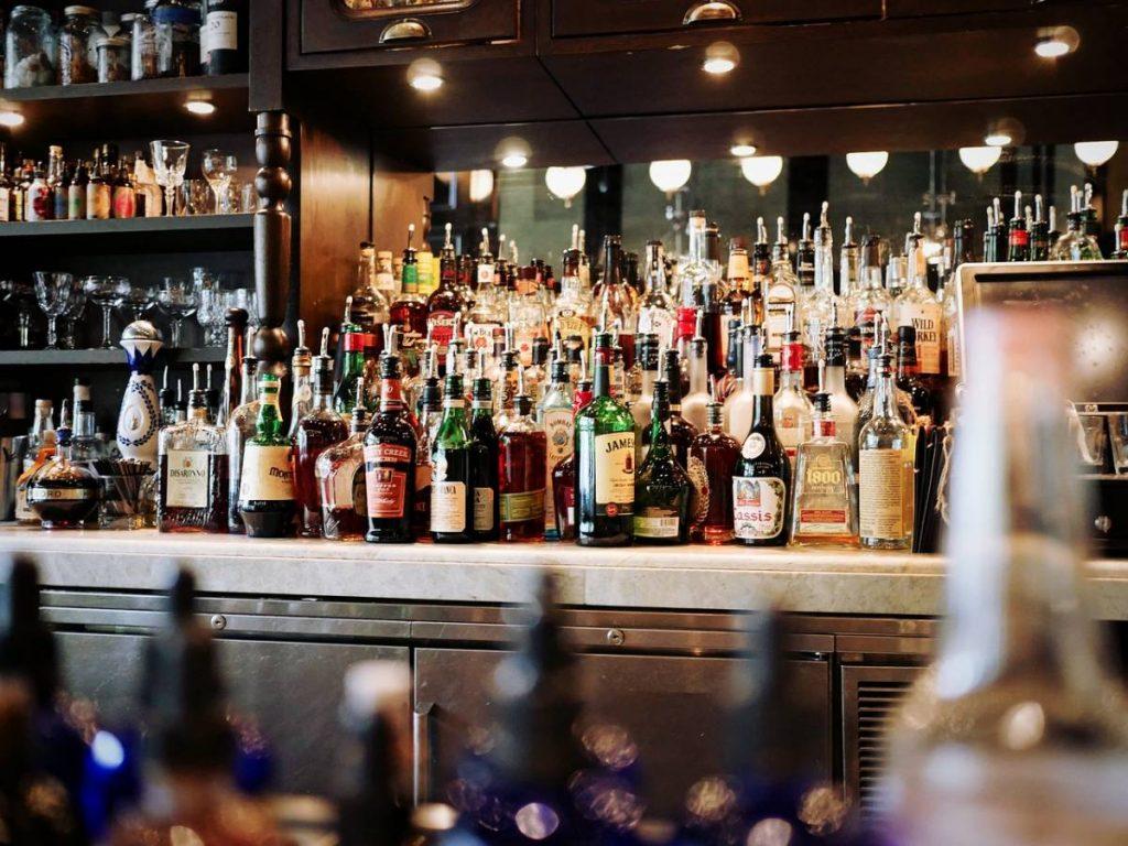 Bar avec licence alcool